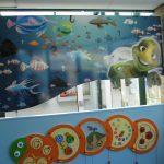 aquarium spandoek