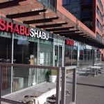 Shabu LED-reclame