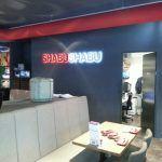 LED-reclame shabushabu