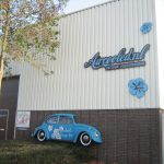 Gevelbelettering Aircooled