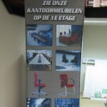 Portable displays kantoormeubelen