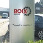 Buitenzuilen BOIX Europe