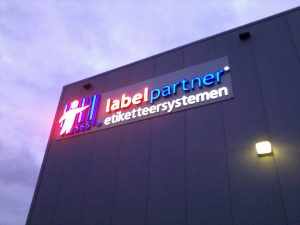 LED-reclame Labelpartner