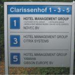 Portalen Clarissenhof